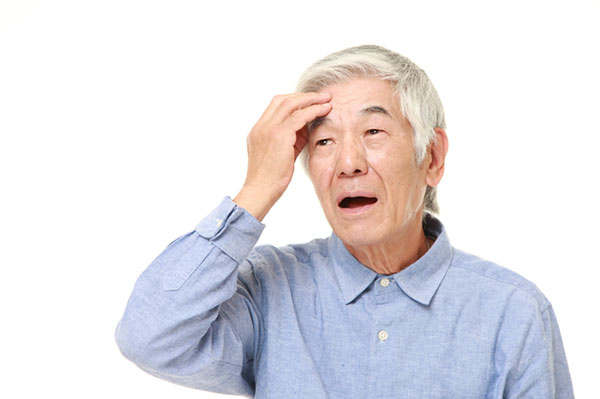 bệnh teo não ở người già 1