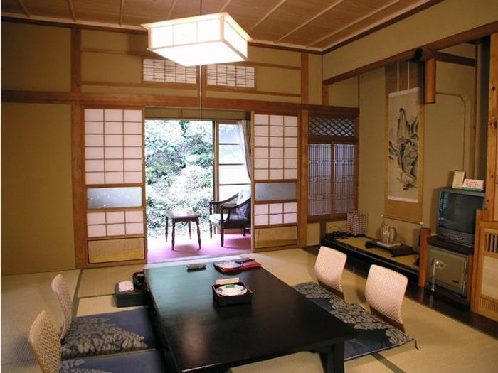Đèn lồng trần kiểu Nhật