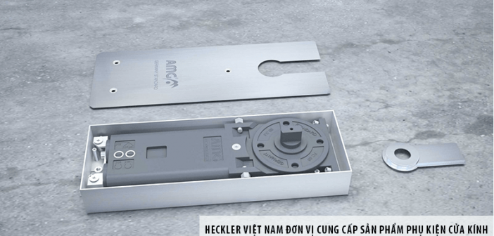 Heckler Việt Nam đơn vị cung cấp sản phẩm phụ kiện cửa kính