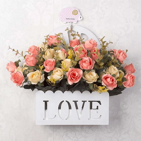 Thông điệp tình yêu đến từ bó hoa hồng