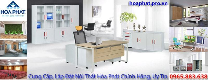 Đại lý nào bán ghế văn phòng Hòa Phát tại Hà Nội?
