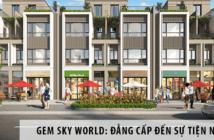 Dự án Gem Sky World: Đẳng cấp đến sự tiện nghi